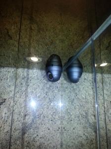 Camera de supraveghere lift
