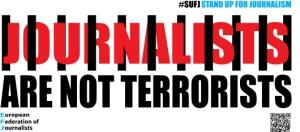 JURNALISTII NU SUNT TERORISTI