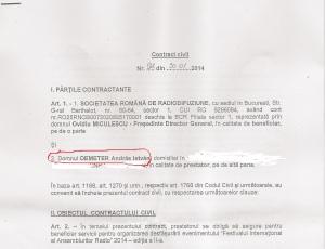 Contract Demeter