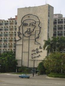 Statuia lui Che din Cuba