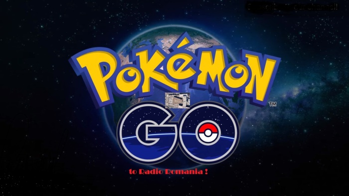 POKEMON GO la Radio Romania !