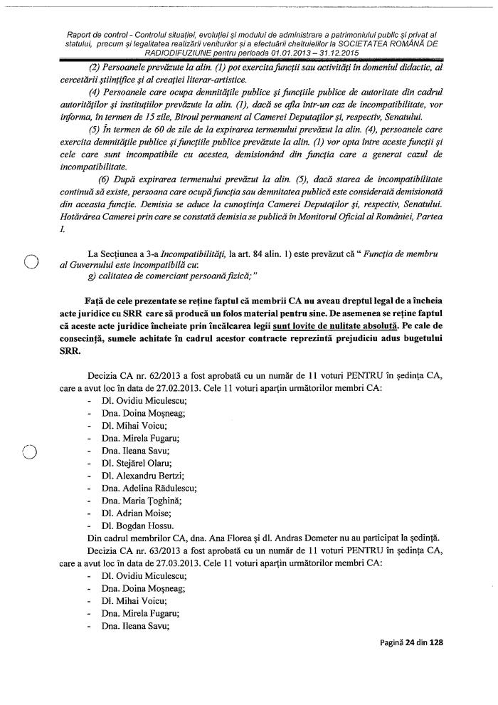 Raport Curtea Conturi p I25