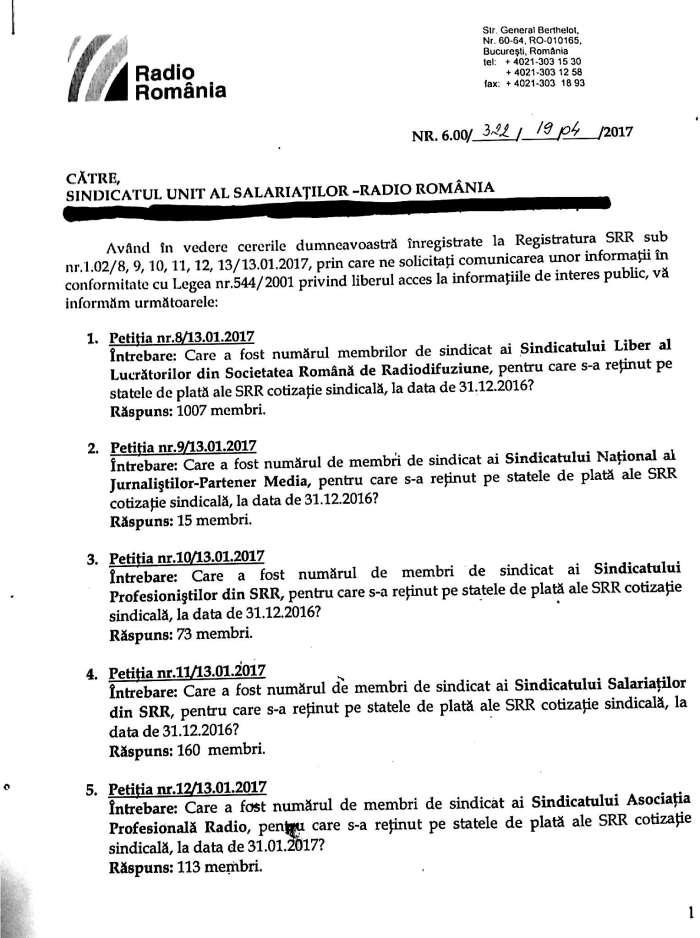 Raspuns SRR petitie pag1