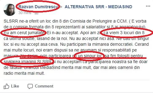 Razvan Dumitrescu Fb