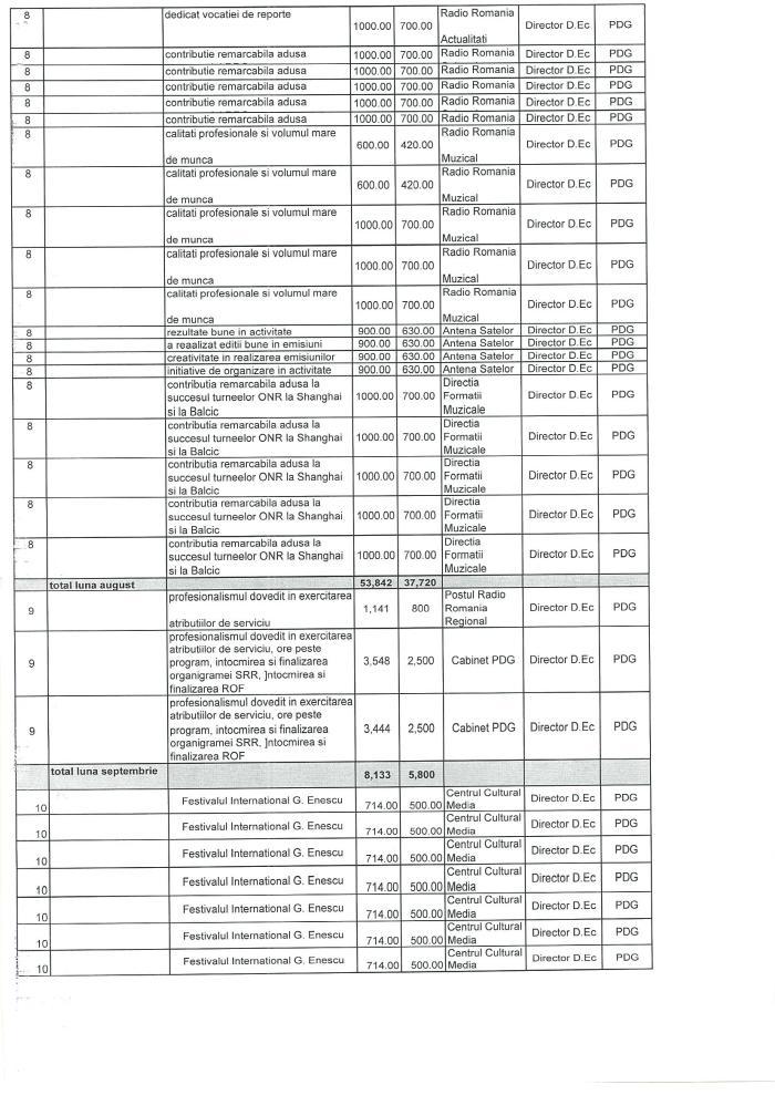 Prime acordate de SRR in anul 2013 p11