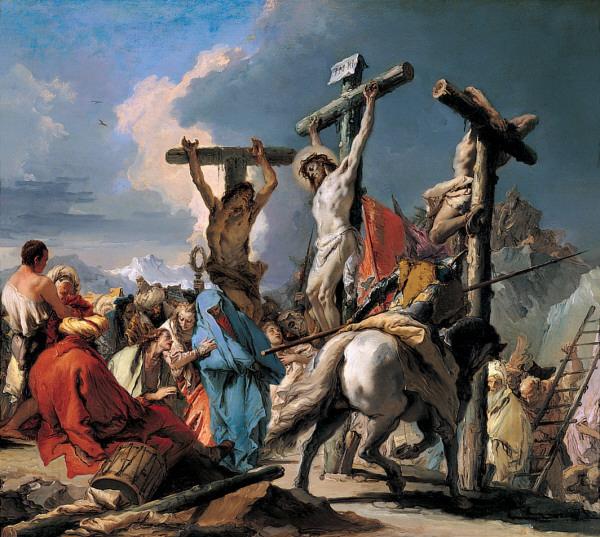 crucificarea lui Isus