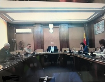 Videoconferinta CA SRR 19 martie 2020