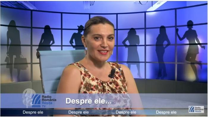 Valentina Adam Radio Romania Resita